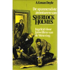 The exciting adventures of Sherlock Holmes