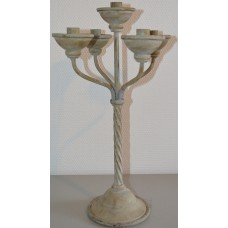 "Candle holder ""Five arms"""