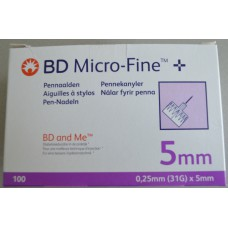 BD Micro-Fine penneedles