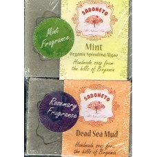 Set of soap - Mint & Rosemary